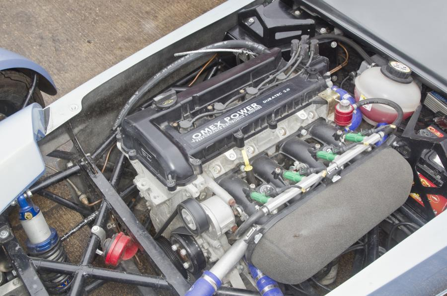 2.0-litre Ford Toniq CB200 engine