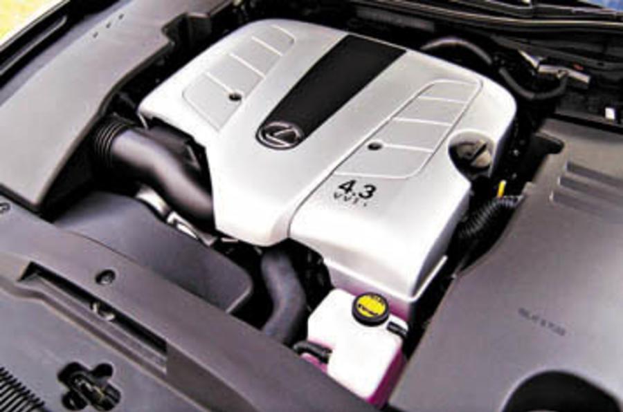 Lexus GS430