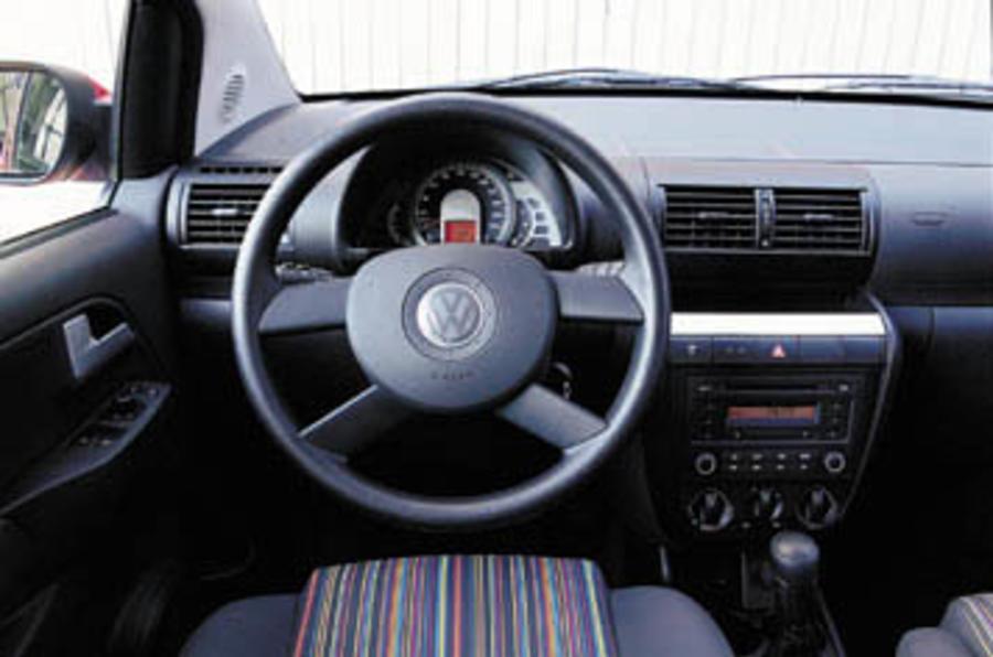 VW Fox 1.4