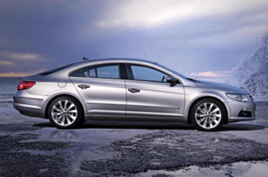 Volkswagen Passat CC 3.6 V6 FSI review | Autocar