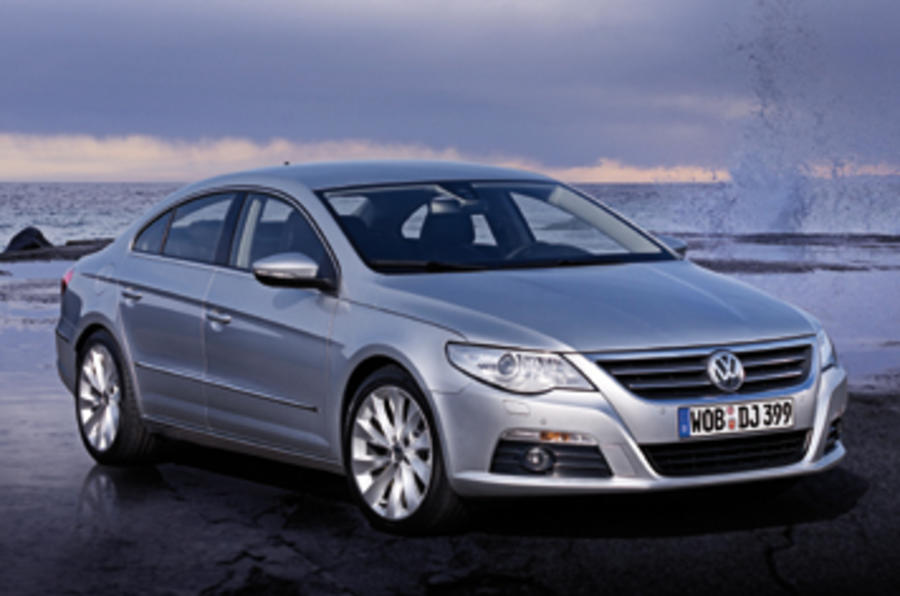 volkswagen passat cc 3 6 v6 fsi review autocar. Black Bedroom Furniture Sets. Home Design Ideas