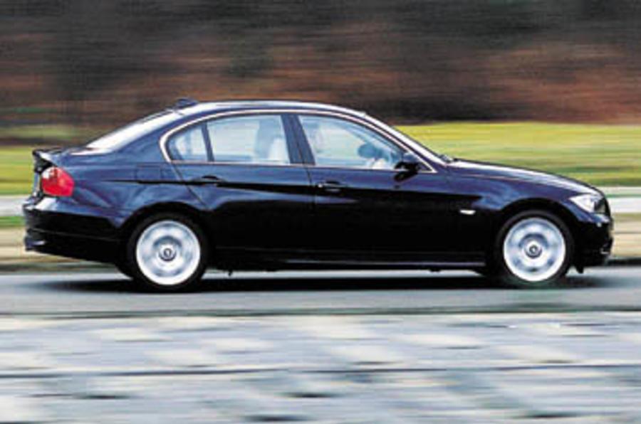 BMW 330d SE