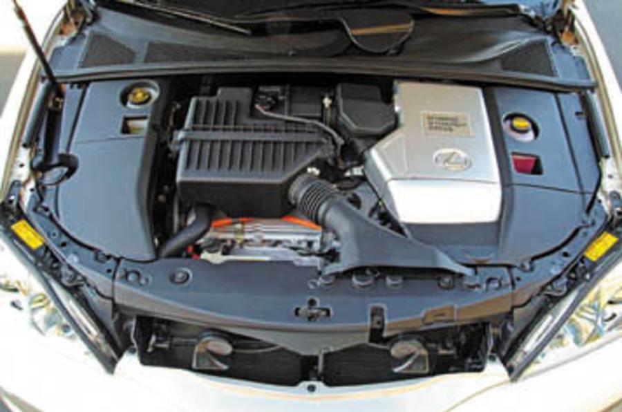 Lexus Is Car Battery