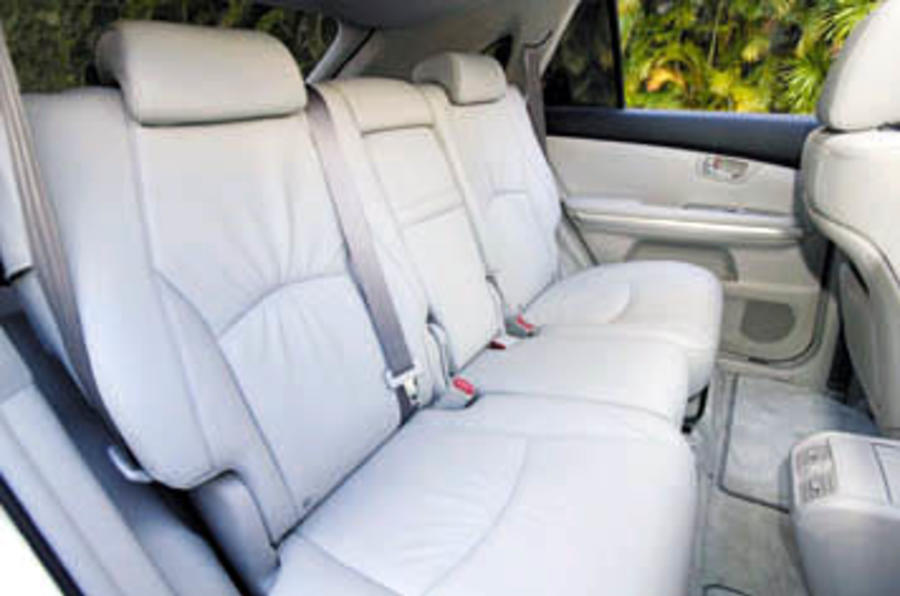 Lexus RX400h SE