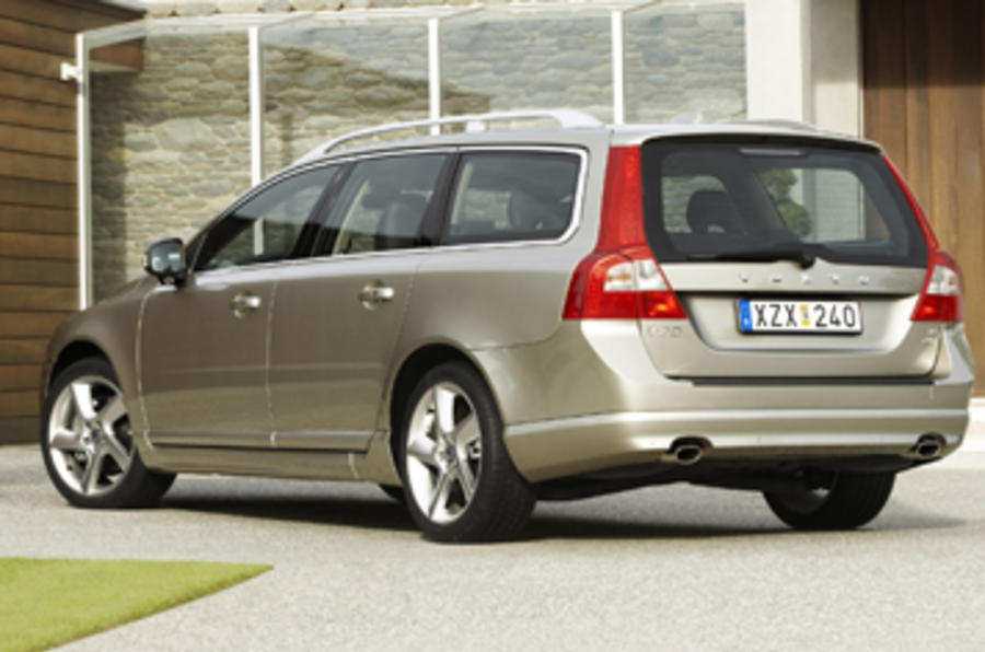 Volvo V70 T6