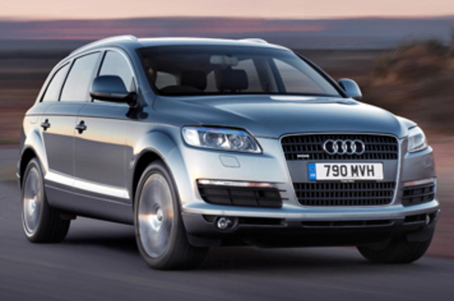 audi q7 4 2 tdi review autocar. Black Bedroom Furniture Sets. Home Design Ideas