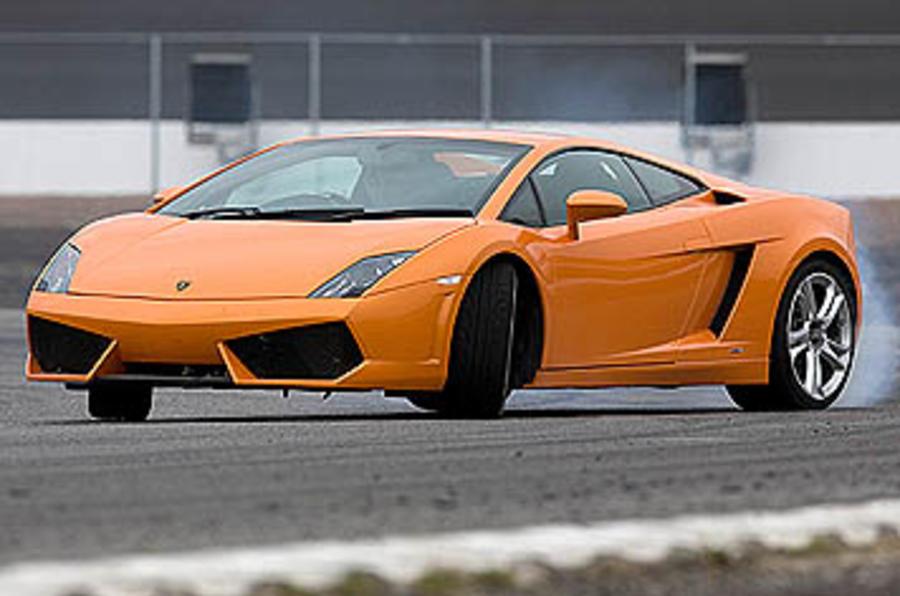 ... Lamborghini Gallardo LP560 4