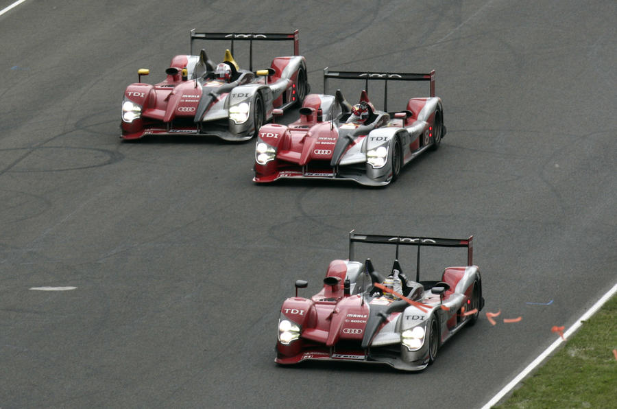 Audi rules out F1 entry