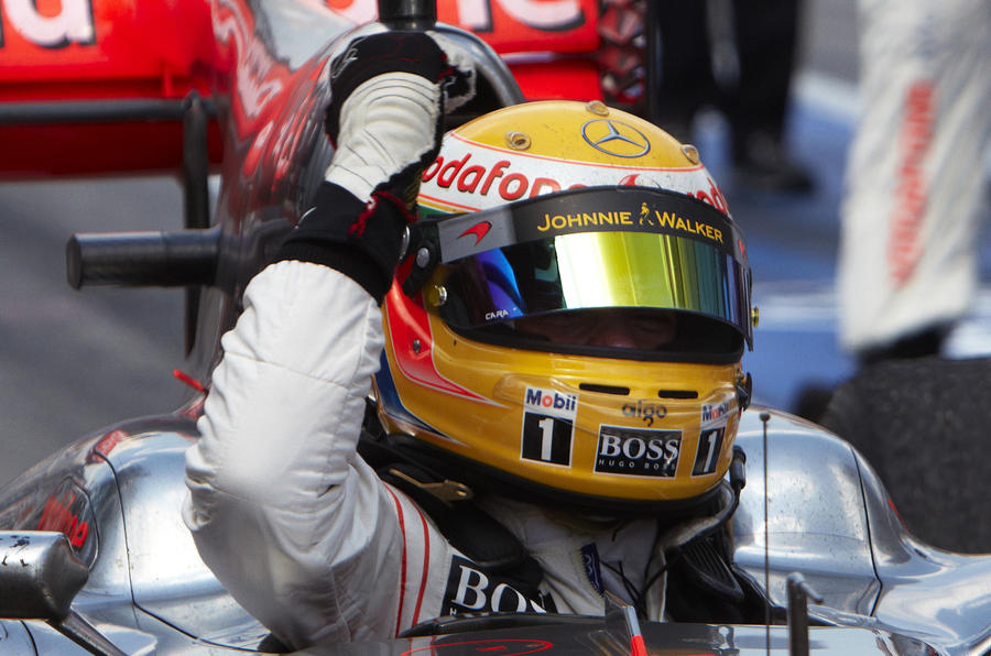 Hamilton wins Canadian GP - pics