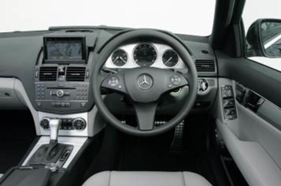 Mercedes Benz C 280 Sport Review Autocar