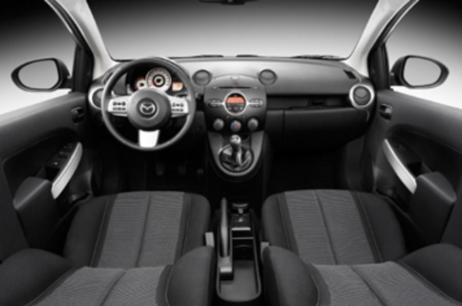 ... Mazda 2 1.4D TS ...