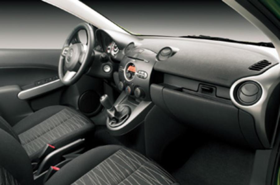 Mazda 2 1.4D TS