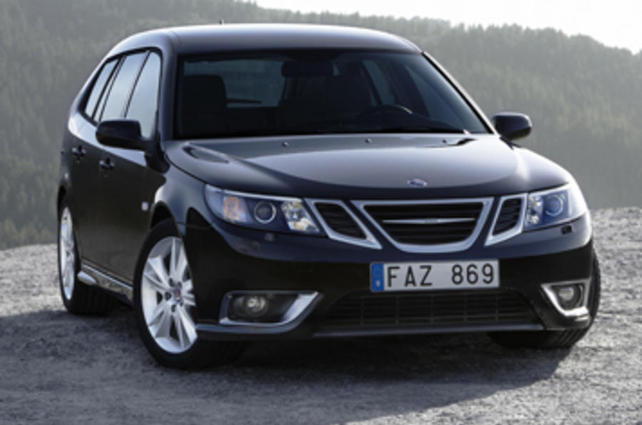 saab 9 3 2 8 v6 xwd review autocar. Black Bedroom Furniture Sets. Home Design Ideas