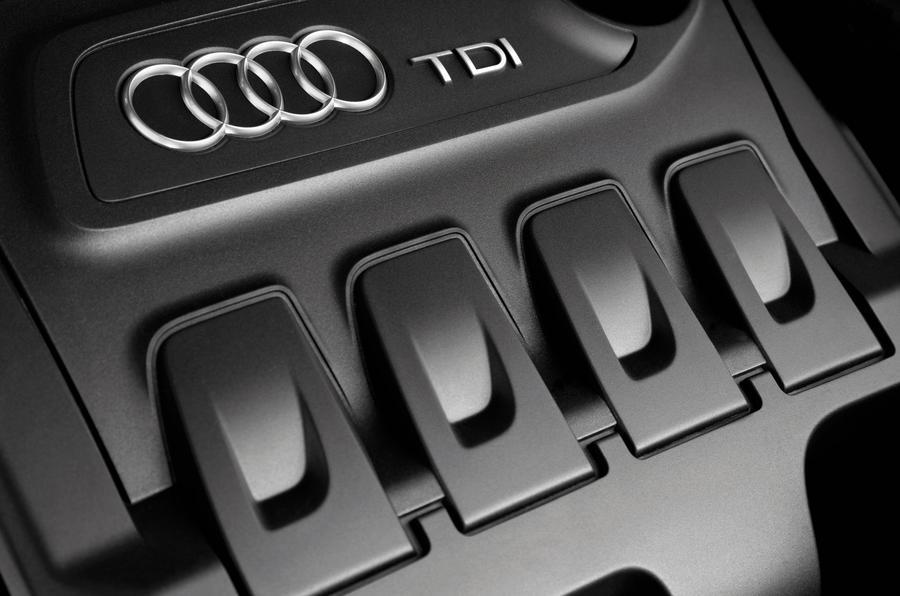 2.0-litre Audi Q3 diesel engine