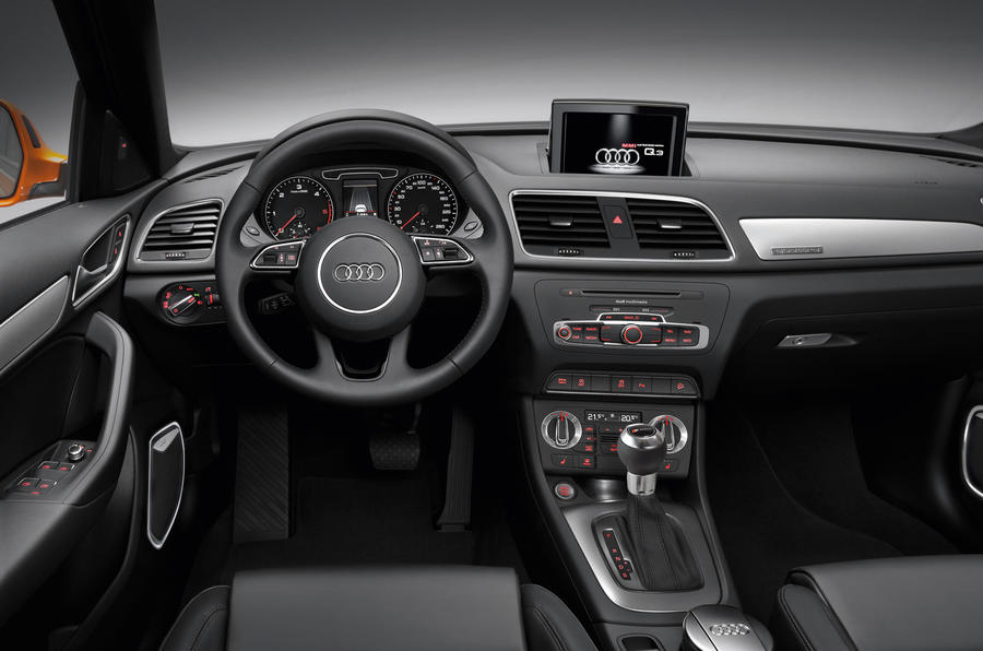 audi q3 2 0 tdi se review autocar rh autocar co uk audi q3 manual transmission usa audi q3 manual india