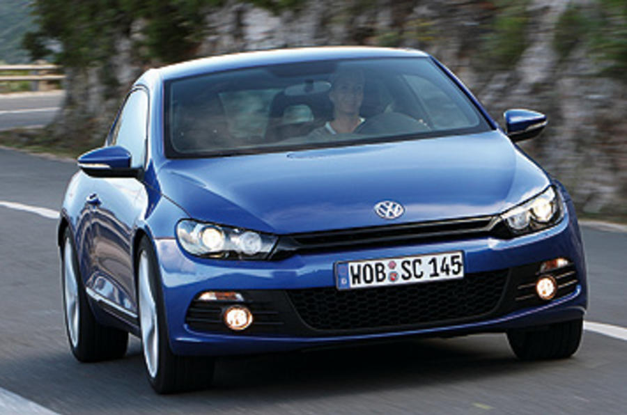 Vw Tsi Meaning >> Volkswagen Scirocco 1.4 TSI review | Autocar