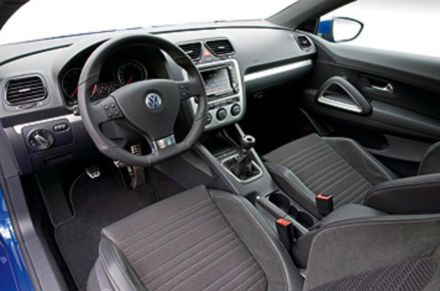 Volkswagen Scirocco 1 4 Tsi Review Autocar