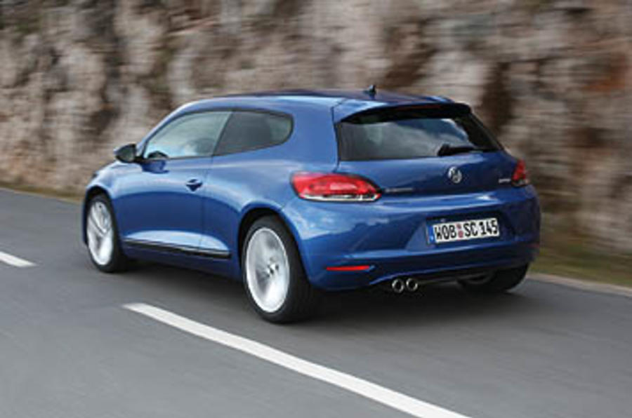 volkswagen scirocco 1 4 tsi review autocar. Black Bedroom Furniture Sets. Home Design Ideas