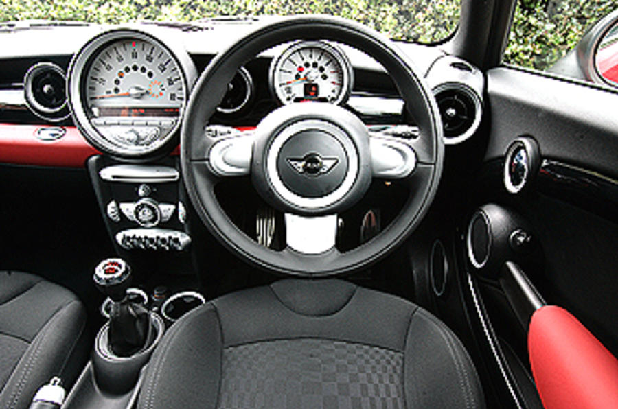 Mini John Cooper Works Review Autocar