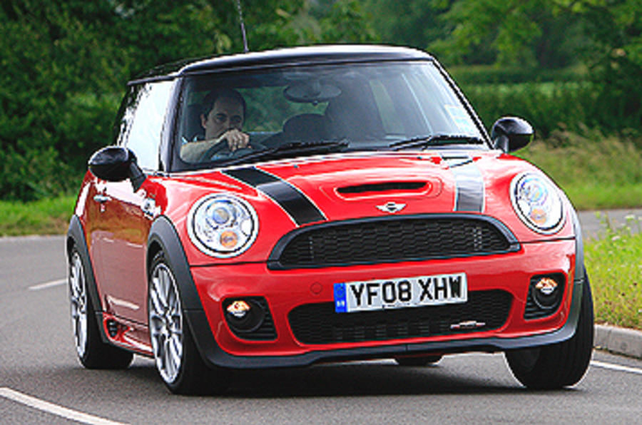 Tuned Mini Cooper S >> Mini John Cooper Works review | Autocar
