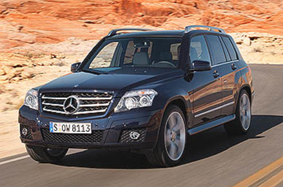 mercedes benz glk 320 cdi review autocar. Black Bedroom Furniture Sets. Home Design Ideas