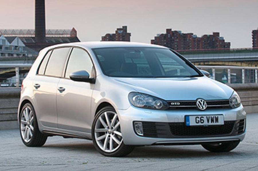 volkswagen golf gtd 2009 uk review autocar. Black Bedroom Furniture Sets. Home Design Ideas