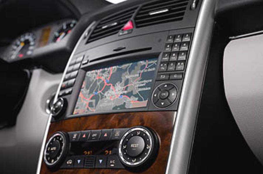 Mercedes-Benz B180 CDI Sport