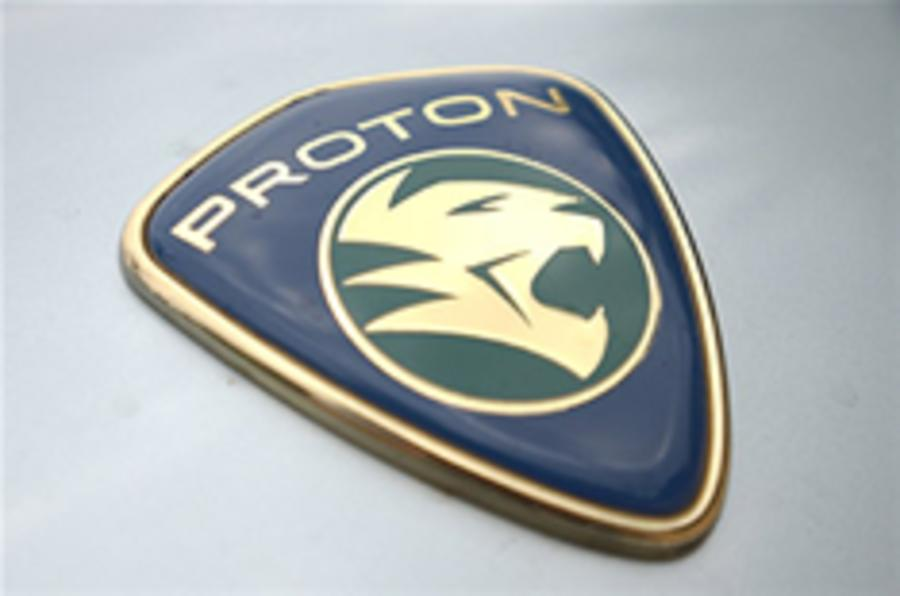 Proton's plug-in electric cars