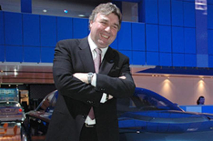 Horbury to head Volvo's design