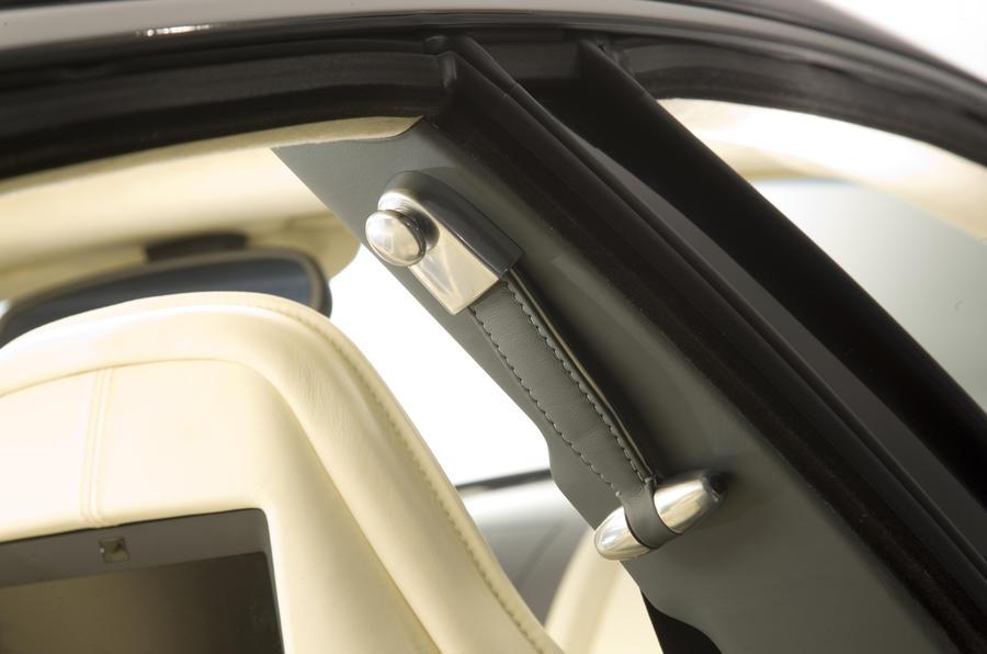 Aston Martin Rapide luggage tag