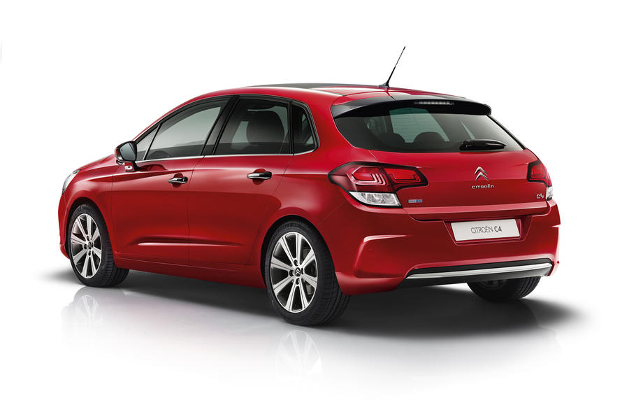 Updated Citroen C4 to go on sale next year