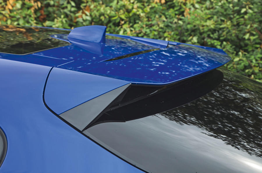 Jaguar I-Pace 2018 road test review rear aero