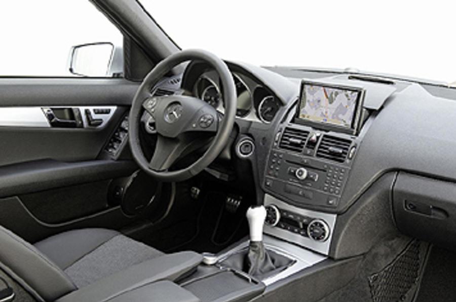 Mercedes C250 Black Mercedes C250 Cdi