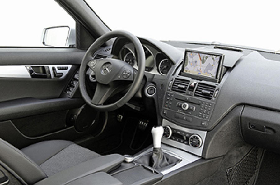 Mercedes C 250 CDI BlueEfficiency