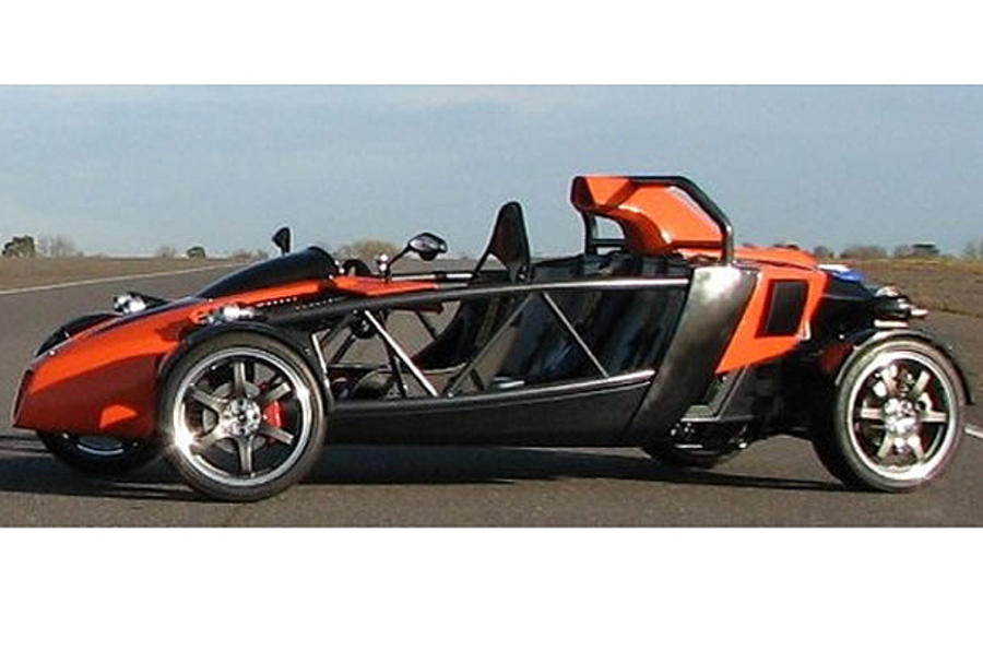 New British sports car launched