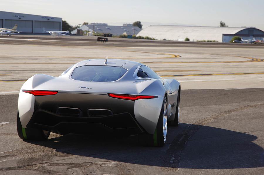 778bhp Jaguar C-X75