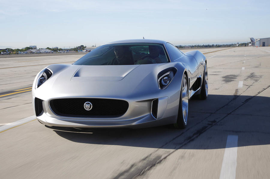 Jaguar C Review Autocar