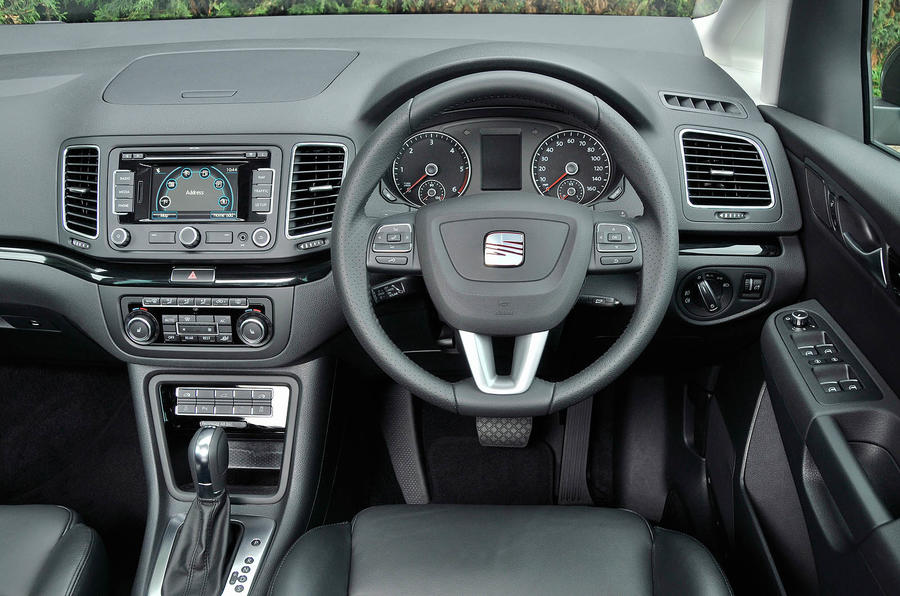 Seat Alhambra 2 0 Tdi Review Autocar