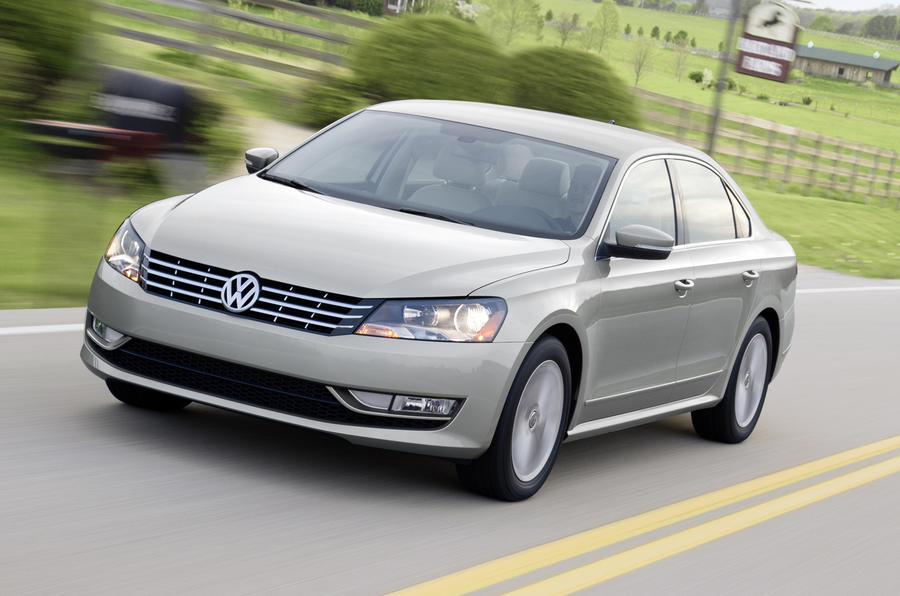 Volkswagen Passat USA/China