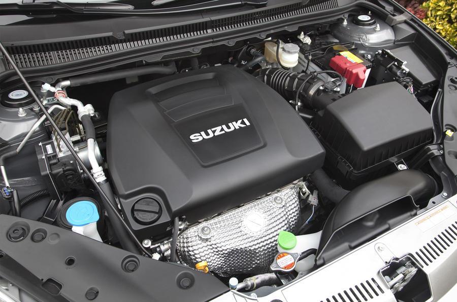 Suzuki Kizashi 2.4 CVT
