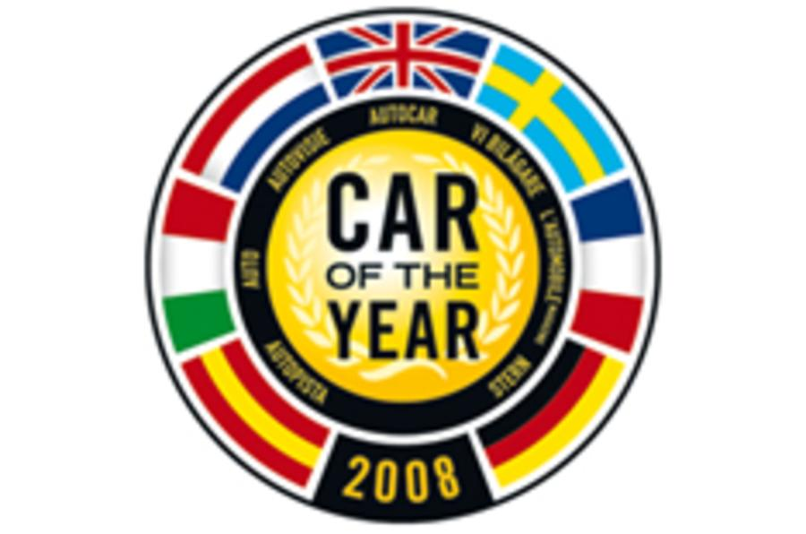 Fiat 500 is Car of the Year 2008
