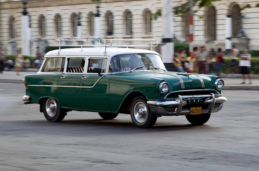 Cuban cars - picture special
