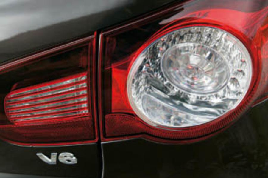 Volkswagen Eos 3.2 V6 FSI Sport DSG