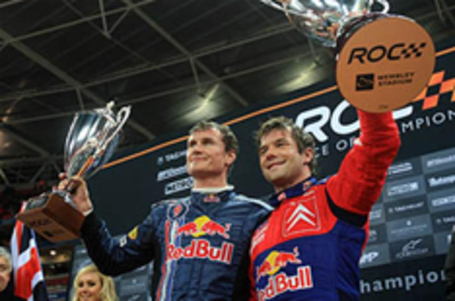 Loeb triumphs at RoC