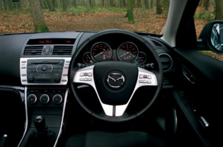 Mazda 6 2 0D review