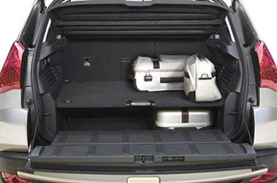 Peugeot 3008 1.6 HDi FAP 110 review | Autocar