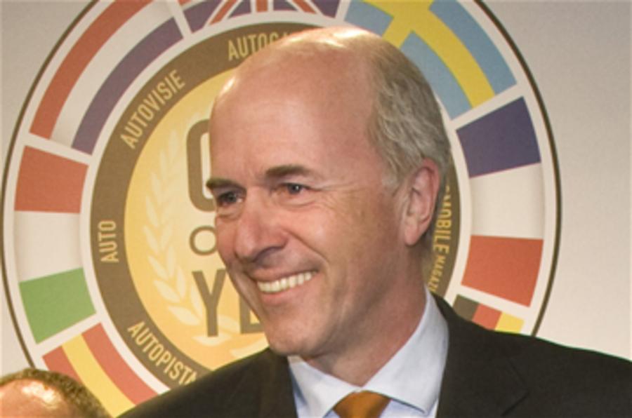 Forster new Tata Motors boss