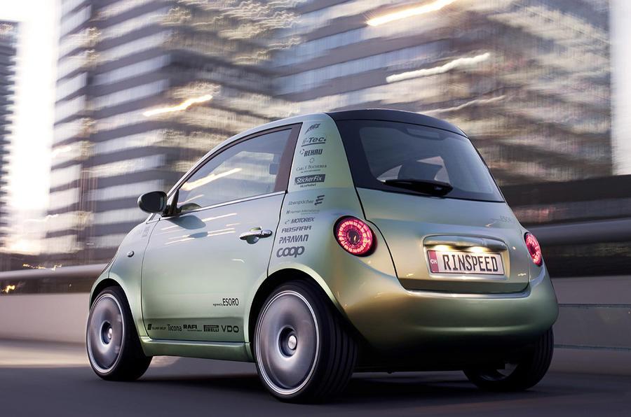 Geneva motor show: Rinspeed UC?