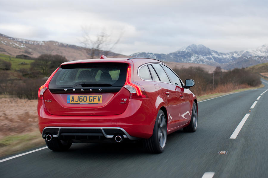 Volvo V60 T5 R-Design review | Autocar