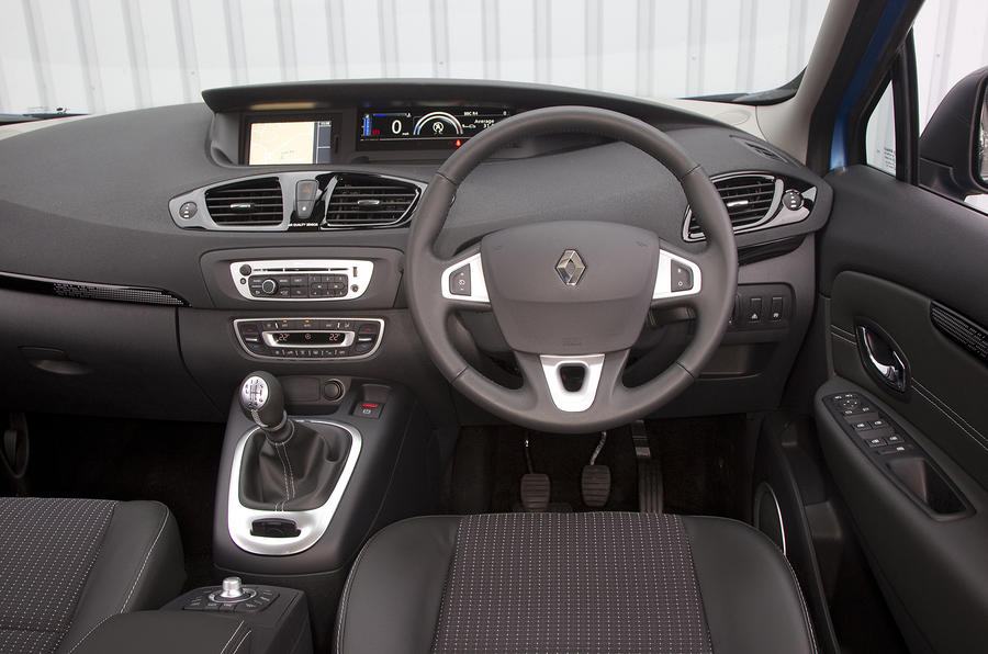 Renault Grand Scenic 1.5 dCi 110 Stop and Start